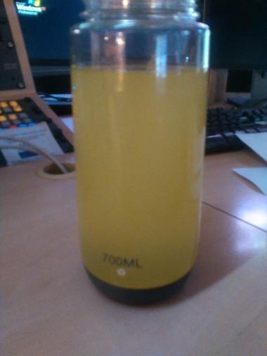 Preparations: My electrolyte fluid stuff