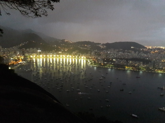 Rio from Sugarloaf Mountain