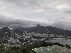 Rio and the Redeemer from Sugarloaf