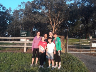 My Hill Training Group