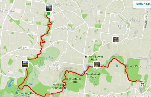 route Week3